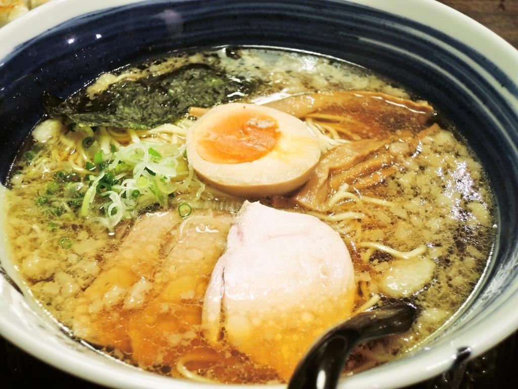 津軽の煮干し中華