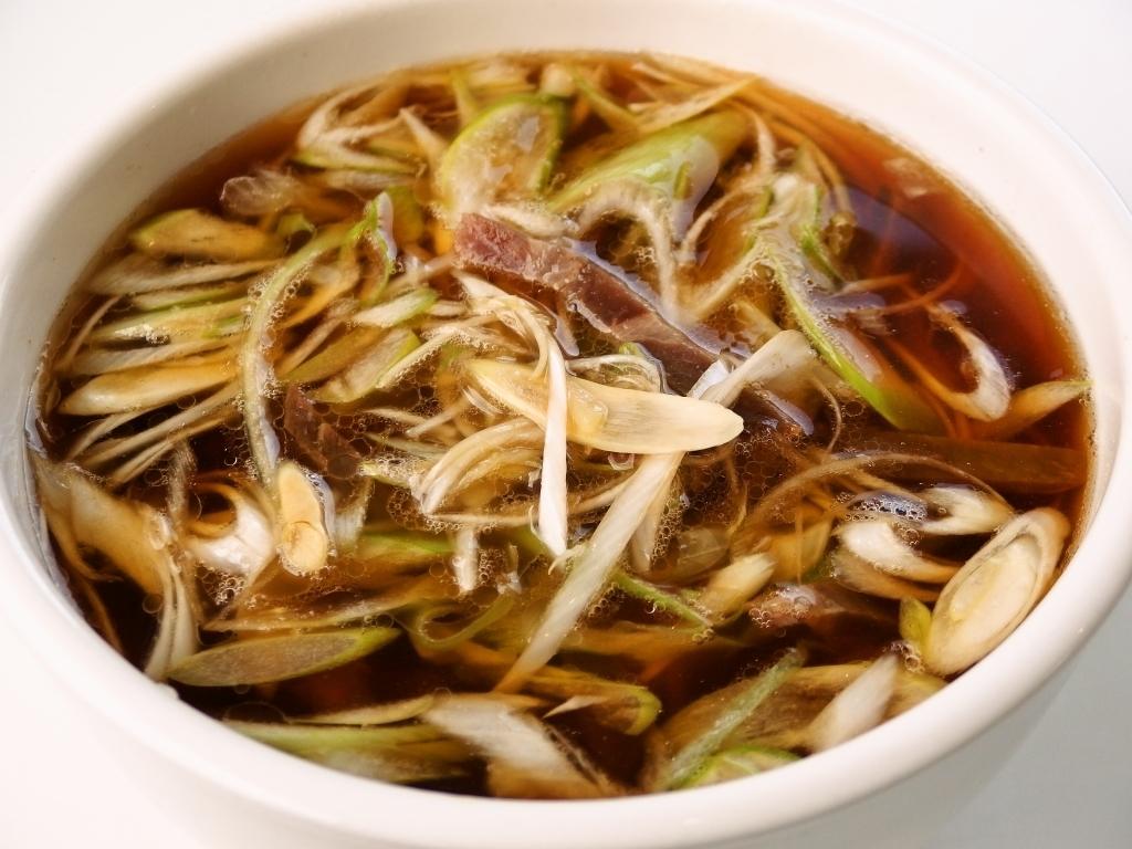 元祖ネギチャーシュー麺(醤油)