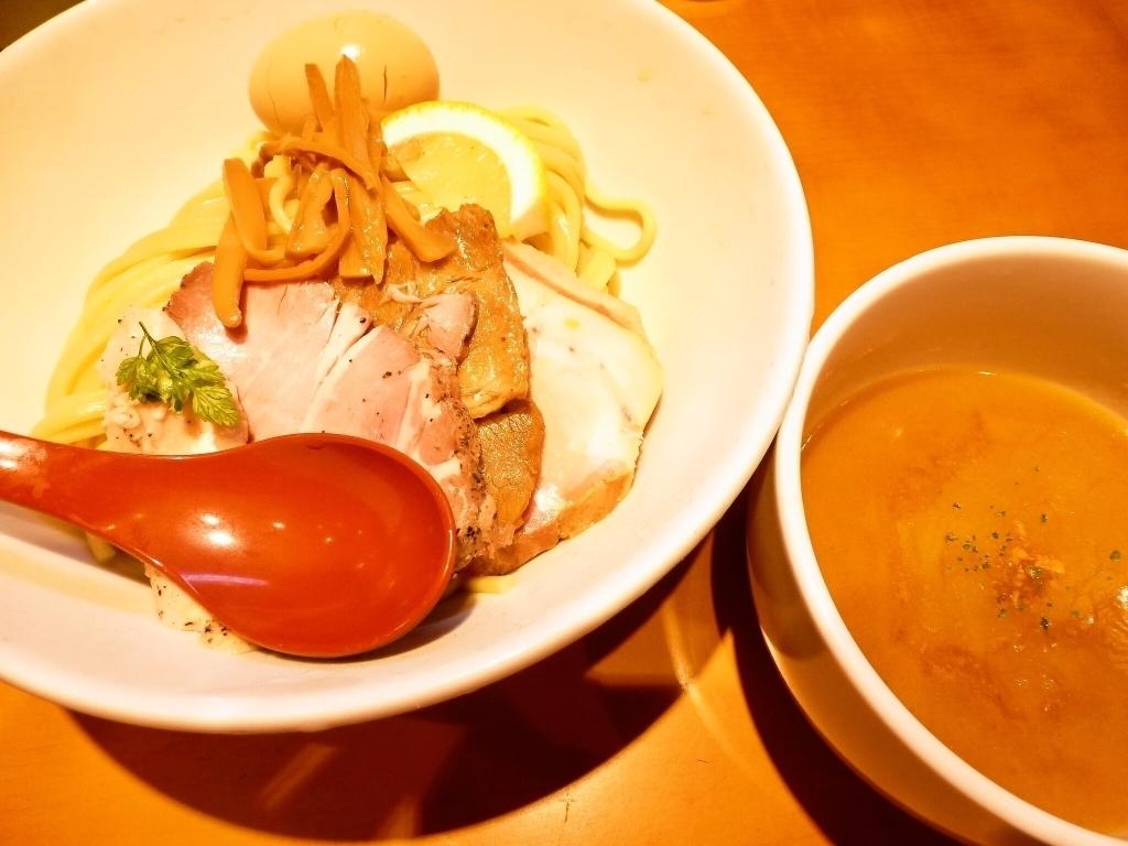 鶏白湯特製つけ麺